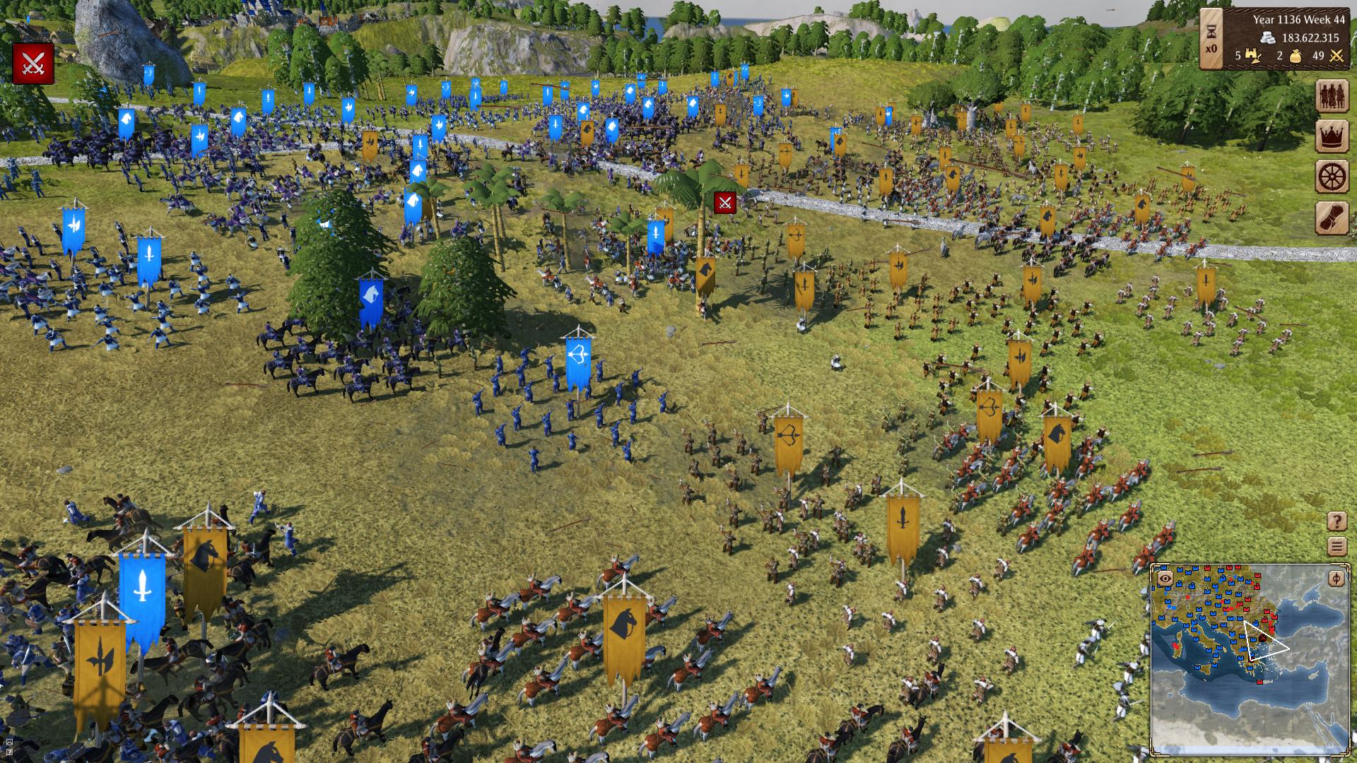 Grand Ages: Medieval (2015) PC | Лицензия
