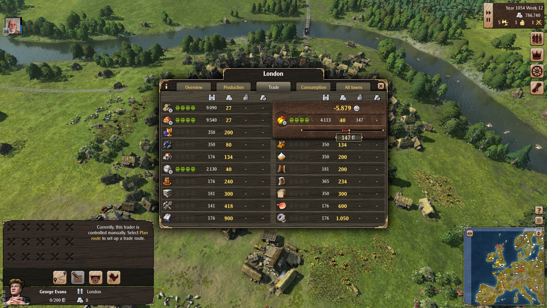 Grand Ages: Medieval screenshot