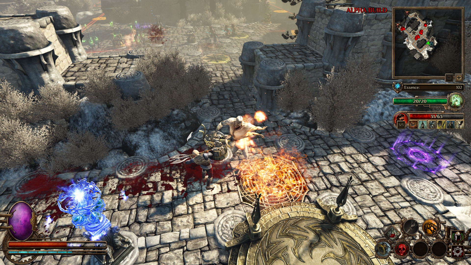 Deathtrap screenshot