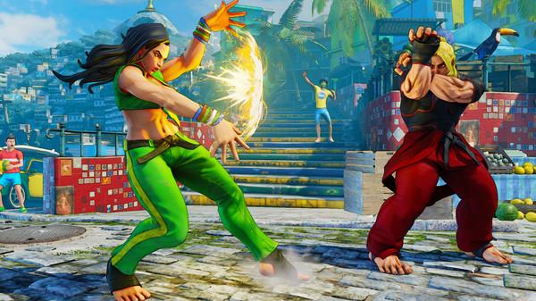 Street Fighter FitGirl