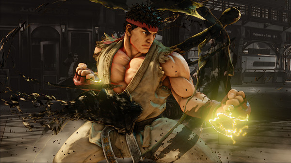 Street Fighter V (PC) 2016