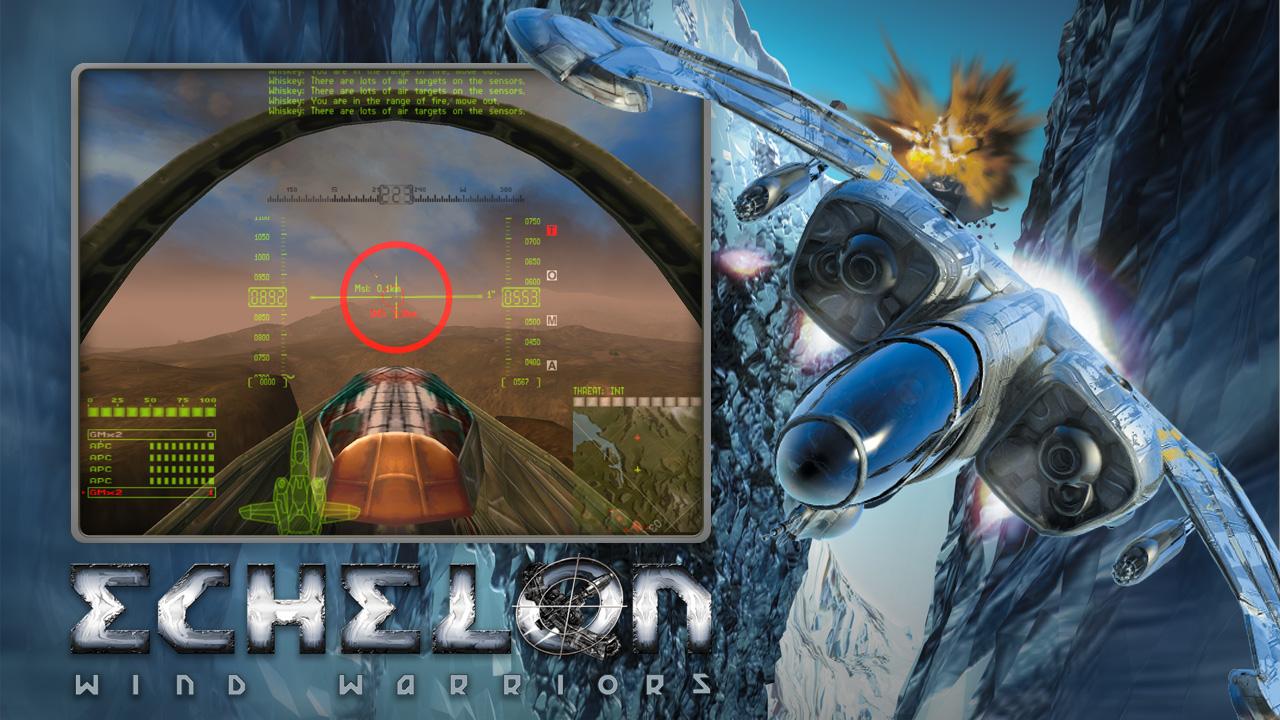 Echelon: Wind Warriors screenshot