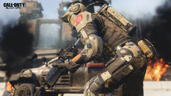 Call of Duty: Black Ops III PC-Reloaded