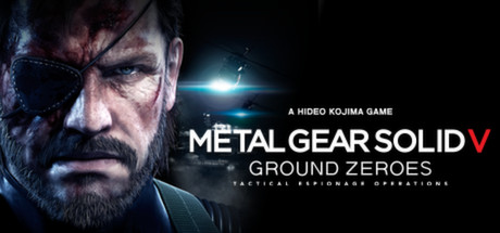 METAL GEAR SOLID V: GROUND ZEROES + THE PHANTOM PAIN Header