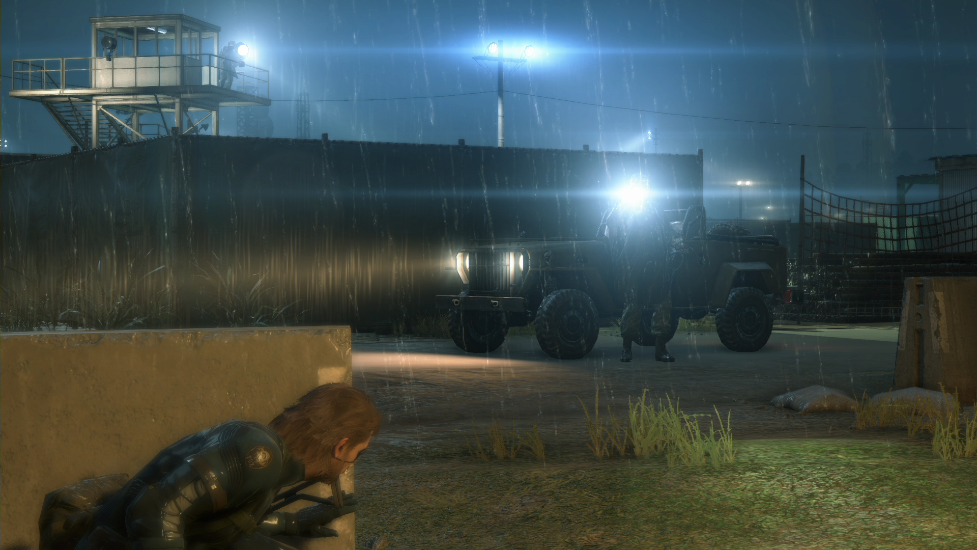 Metal Gear Solid V Ground Zeroes CODEX