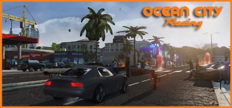 OCEAN CITY RACING: Redux game image