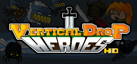 Vertical Drop Heroes HD game image