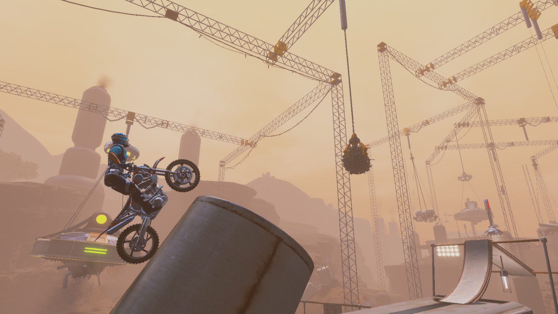 Trials Fusion - Riders of the Rustlands screenshot