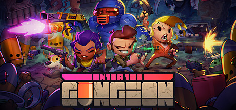 Allgamedeals.com - Enter the Gungeon - STEAM