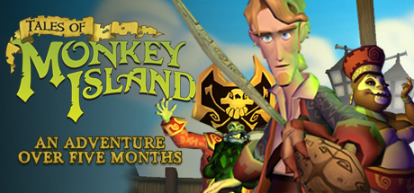 Tales of Monkey Island Complete Pack-GOG Torrent