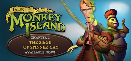 Tales of Monkey Island Complete Pack: Chapter 2 - The Siege of Spinner Cay