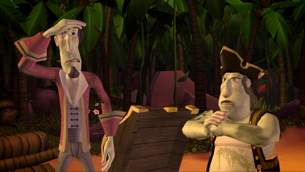 Tales of Monkey Island Complete Pack: Chapter 2 - The Siege of Spinner Cay screenshot