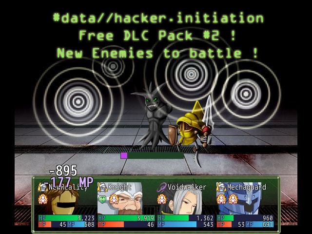Data Hacker: Initiation screenshot
