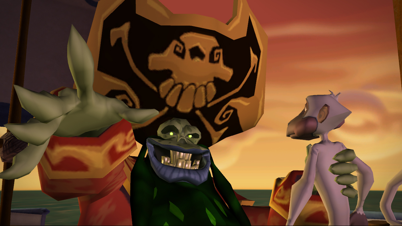 Tales of Monkey Island Complete Pack: Chapter 4 - The Trial and Execution of Guybrush Threepwood screenshot