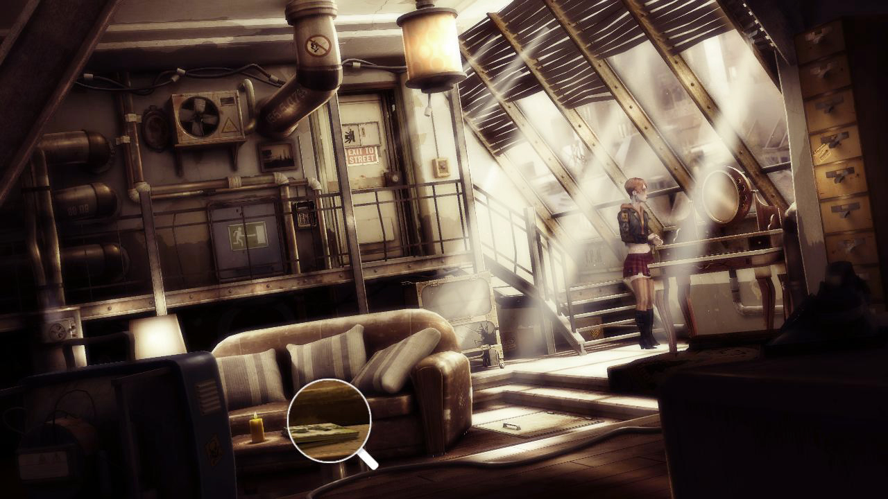 Red Johnson's Chronicles - 1+2 - Steam Special Edition screenshot