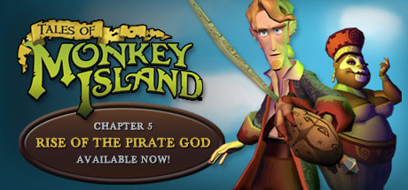 Tales of Monkey Island Complete Pack: Chapter 5 - Rise of the Pirate God