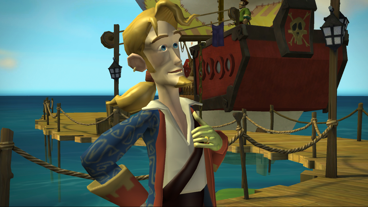 Tales of Monkey Island Complete Pack: Chapter 5 - Rise of the Pirate God screenshot