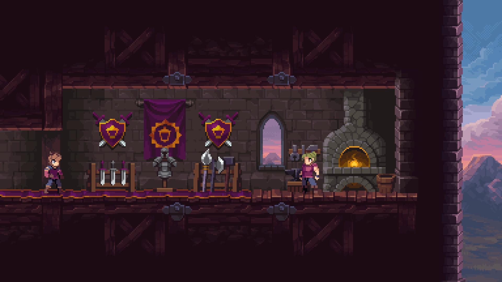Chasm screenshot