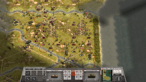 Download Order of Battle Pacific-RELOADED