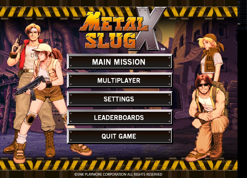 Metal Slug X Multilenguaje ESPAÑOL PC