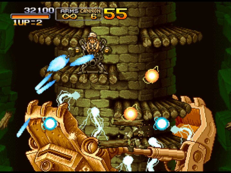METAL SLUG X Free Full Version Games Download For PC