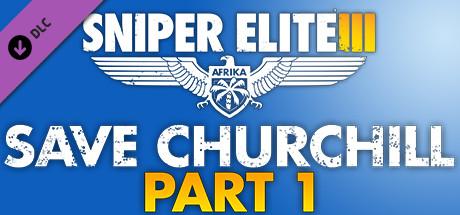 Sniper Elite 3 - Save Churchill Part 1: In Shadows