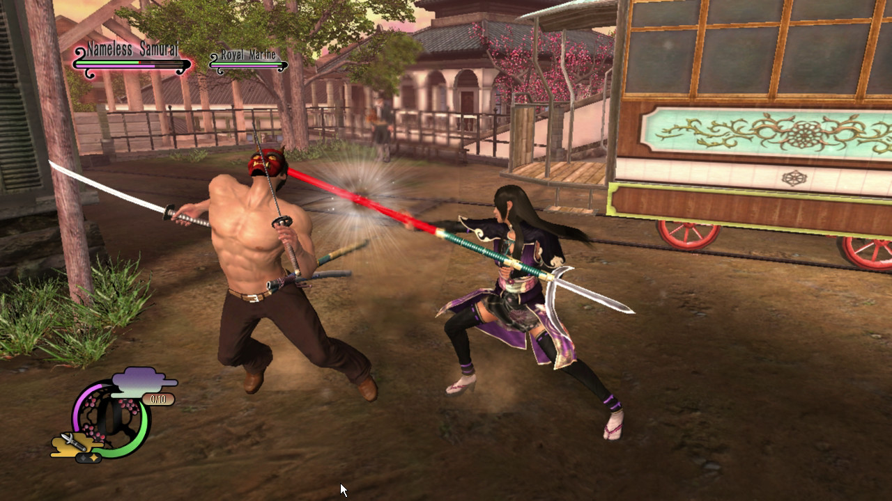 Way of the Samurai 4 screenshot 2