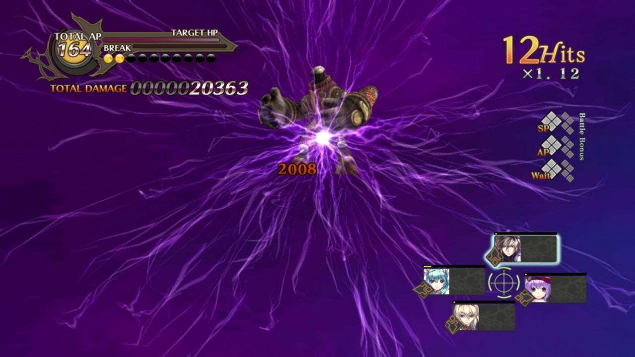Agarest: Generations of War 2 screenshot