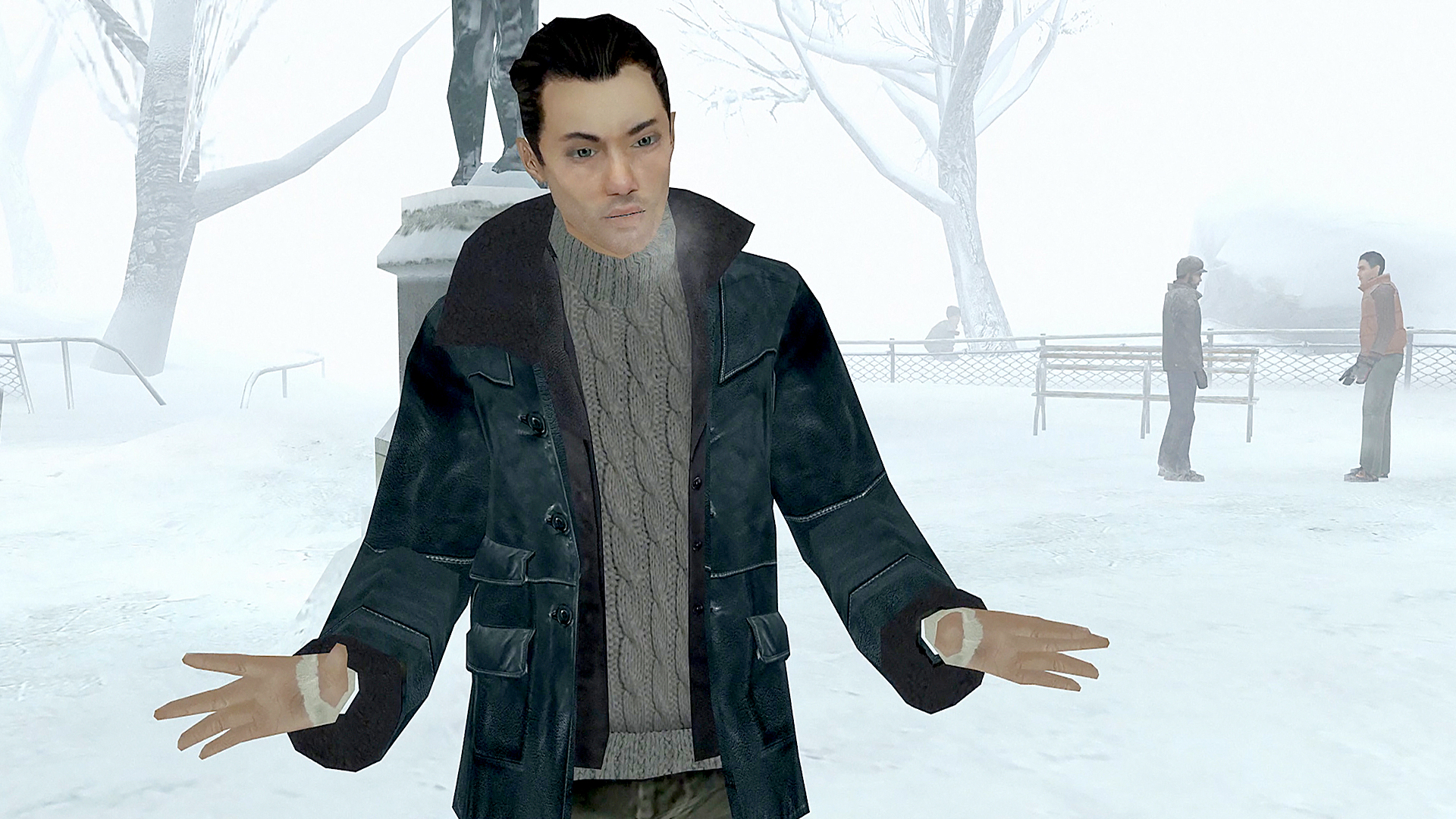Fahrenheit: Indigo Prophecy Remastered (2015) PC | Лицензия