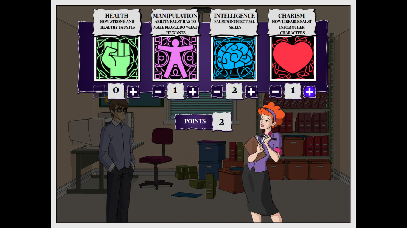 Soul Gambler screenshot