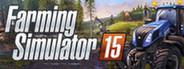 Logo for Farming Simulator 15