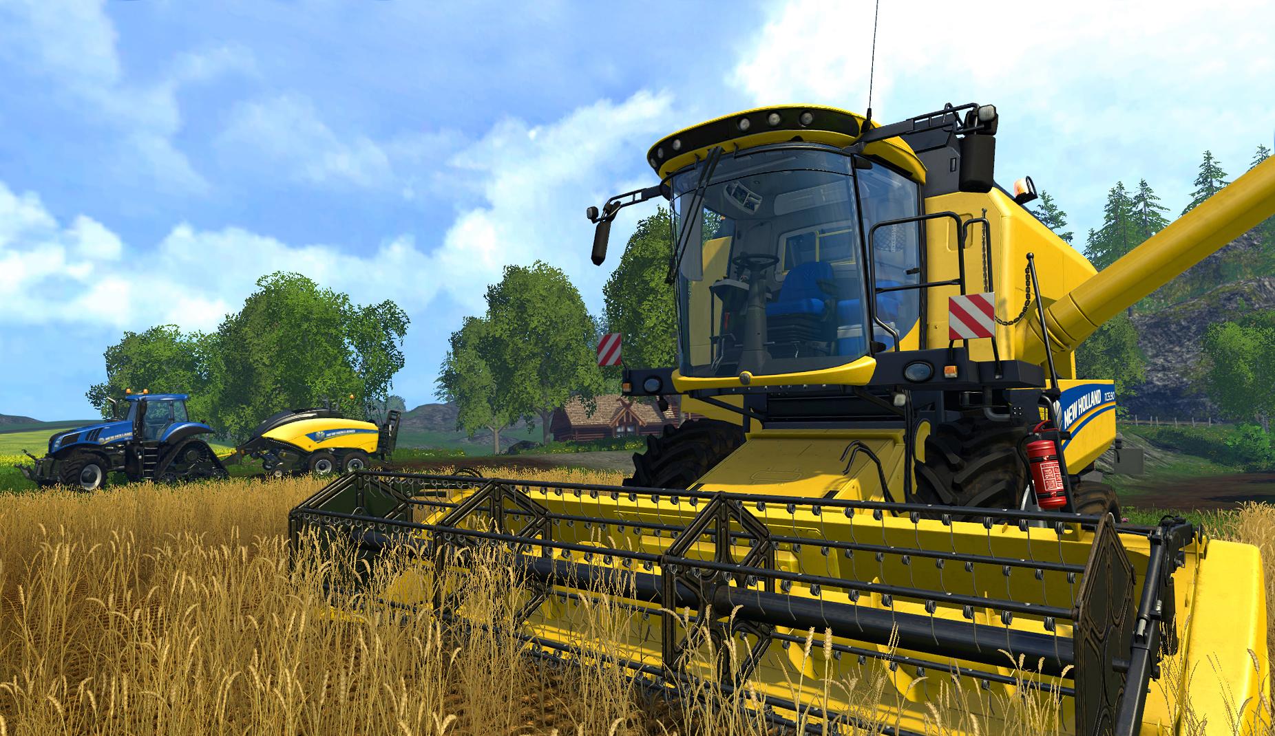 Farming Simulator 15 Screenshot 3