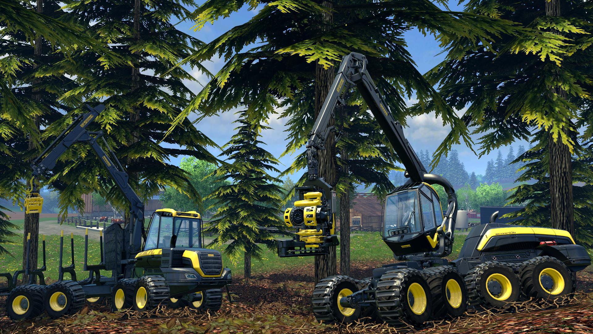 Farming Simulator 15 Screenshot 1