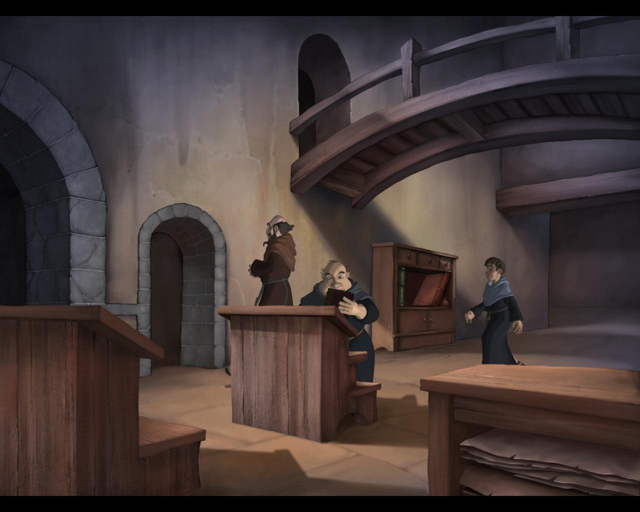 The Abbey screenshot