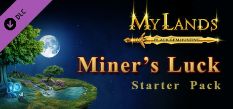 My Lands: Miner's Luck - Starter DLC Pack game image