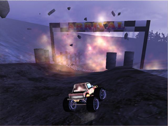 4x4 Dream Race screenshot