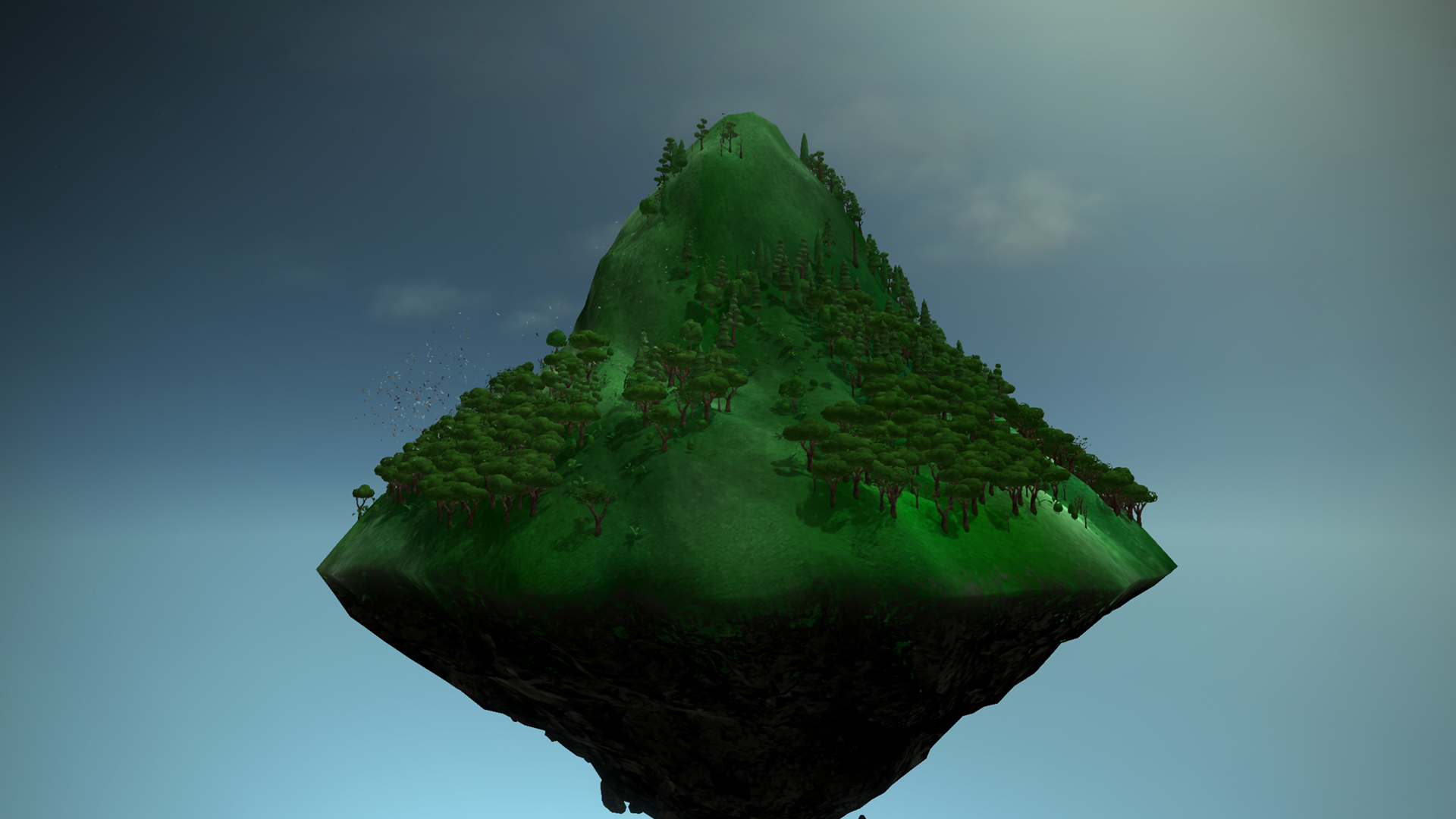 Mountain screenshot