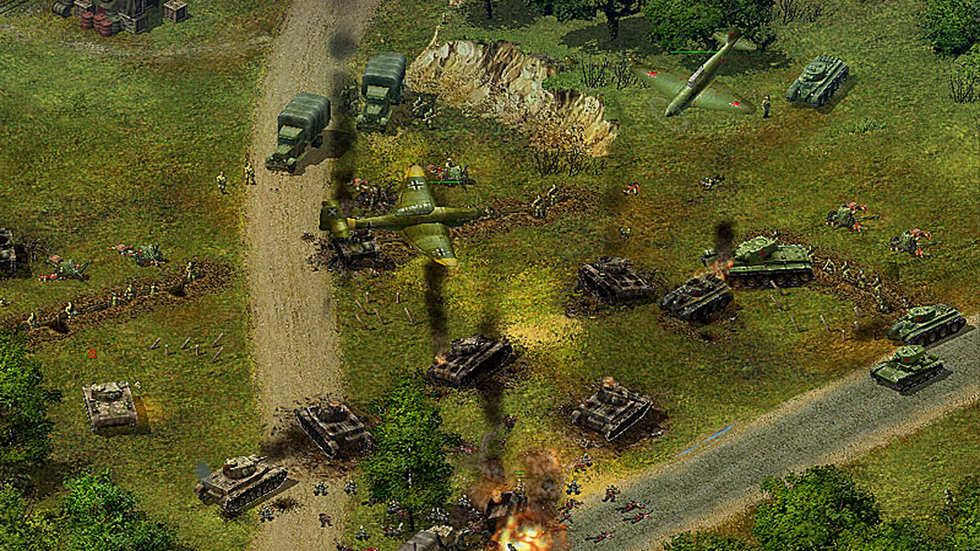 Blitzkrieg Anthology screenshot 2