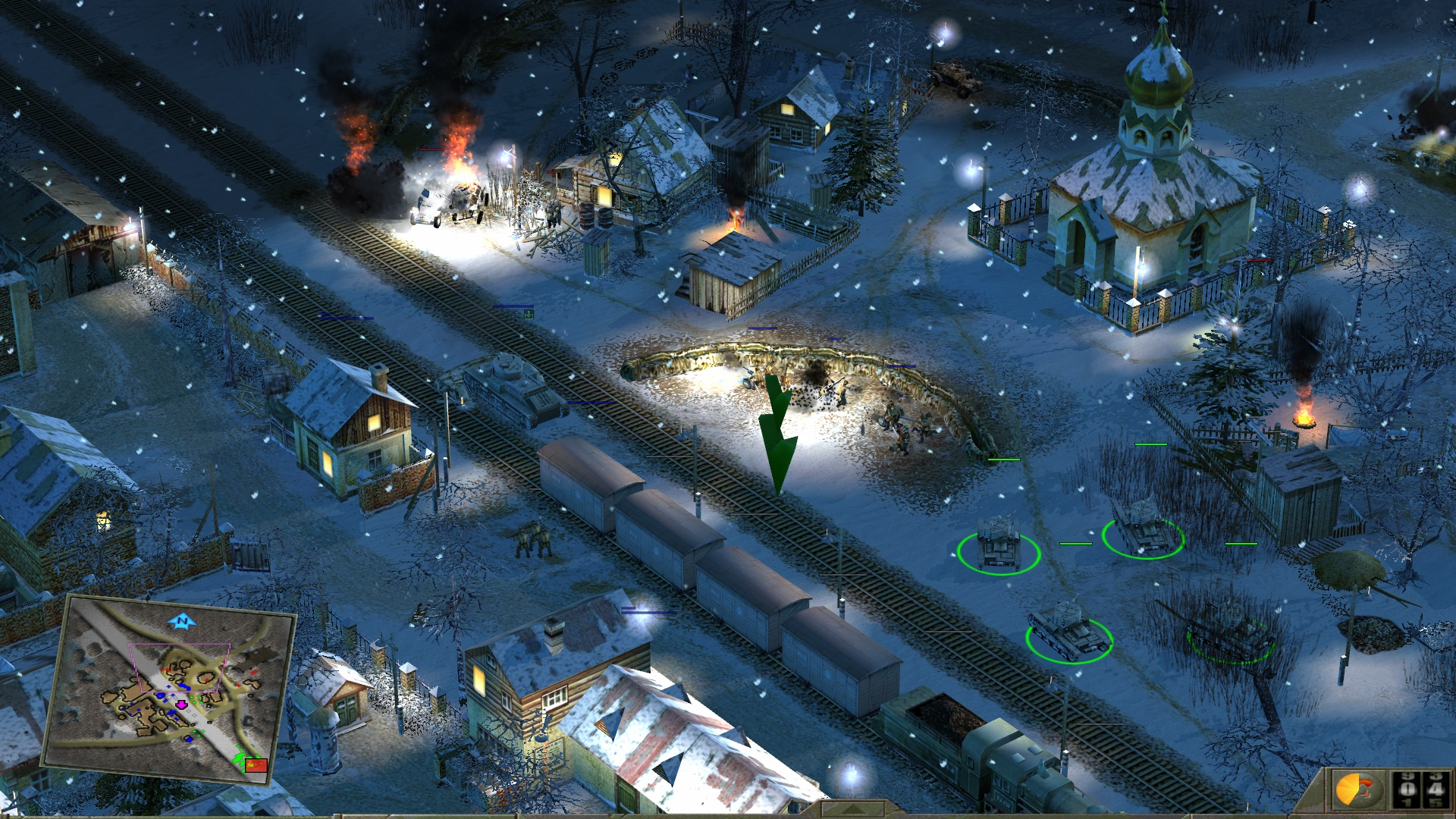 Blitzkrieg 2 Anthology screenshot 2