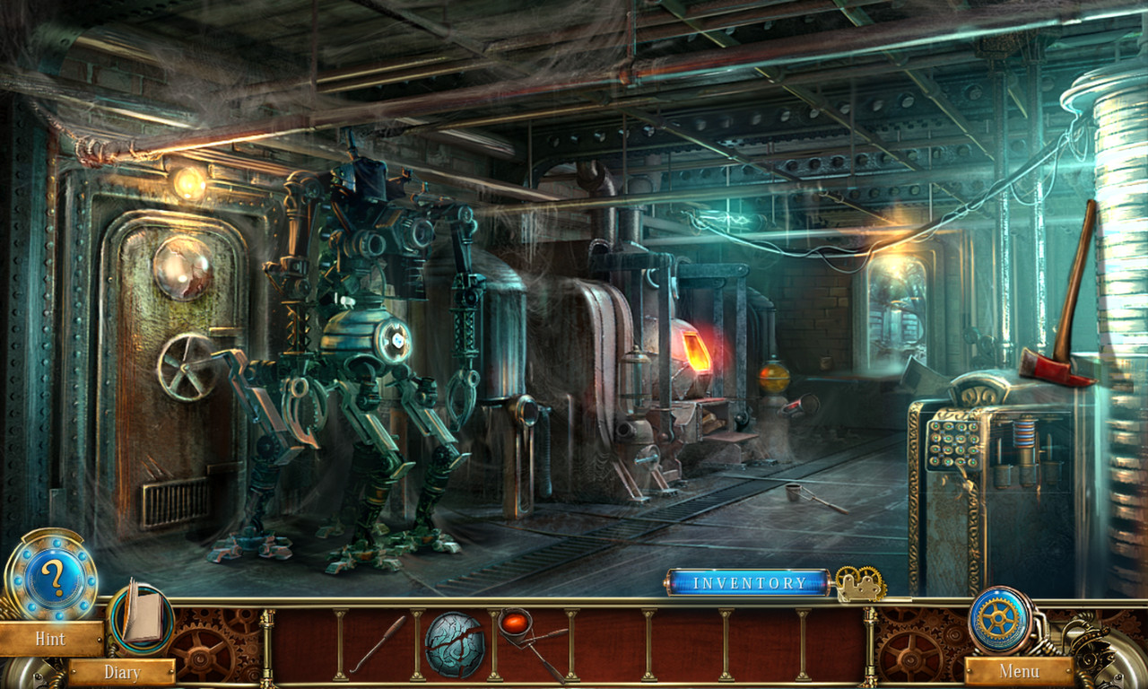 Time Mysteries 2: The Ancient Spectres screenshot