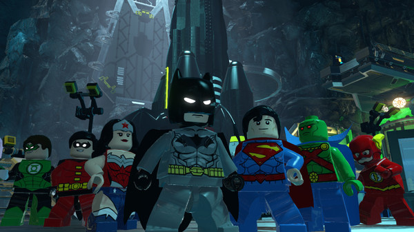 LEGO Batman 3 Beyond Gotham (PC) 2014