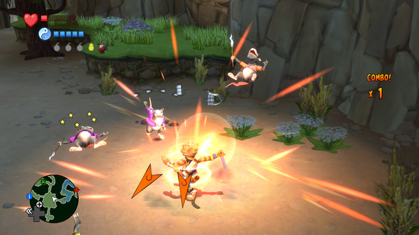 Legend of Kay Anniversary Pc Free Download
