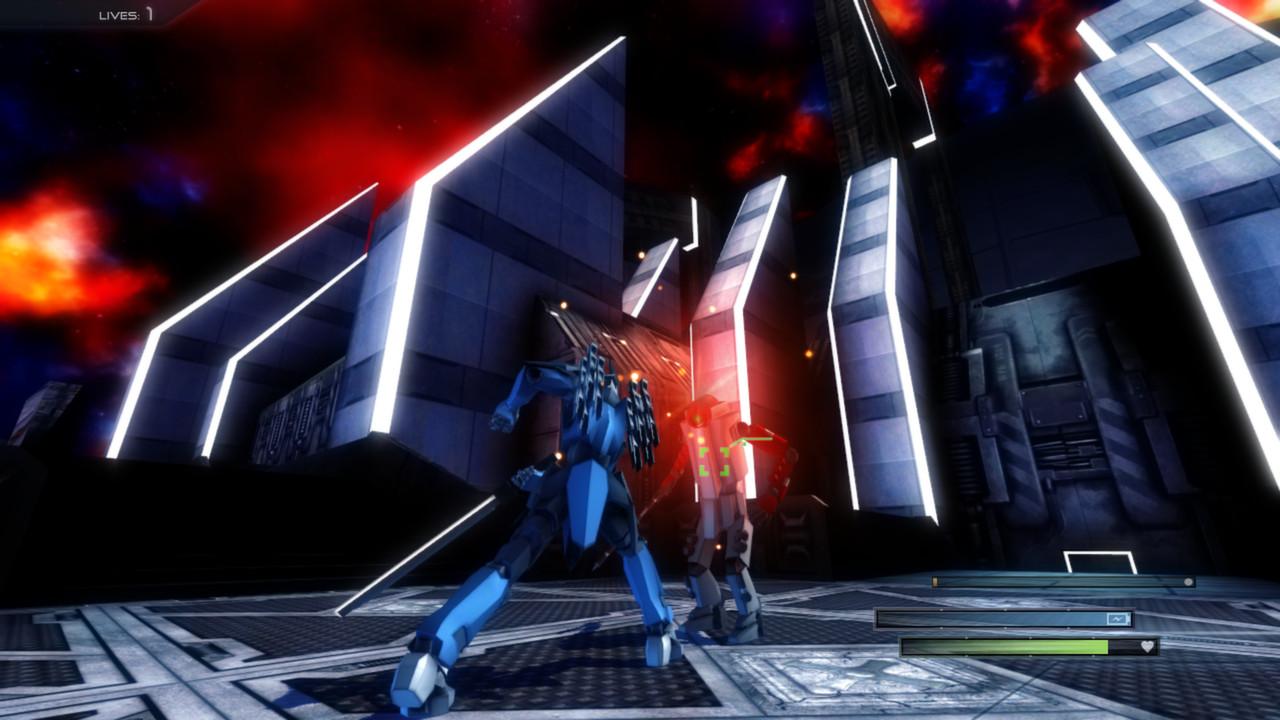 Proxy Blade Zero screenshot