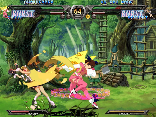 Guilty Gear X2 Reload screenshot 3