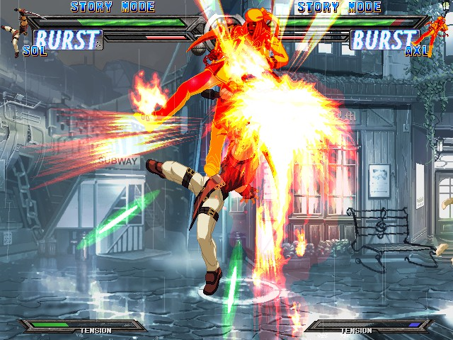 Guilty Gear X2 Reload screenshot 2