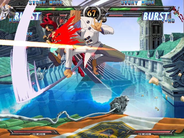 Guilty Gear X2 Reload screenshot 1