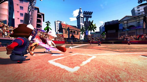 Super Mega Baseball: Extra Innings - Game Screenshot