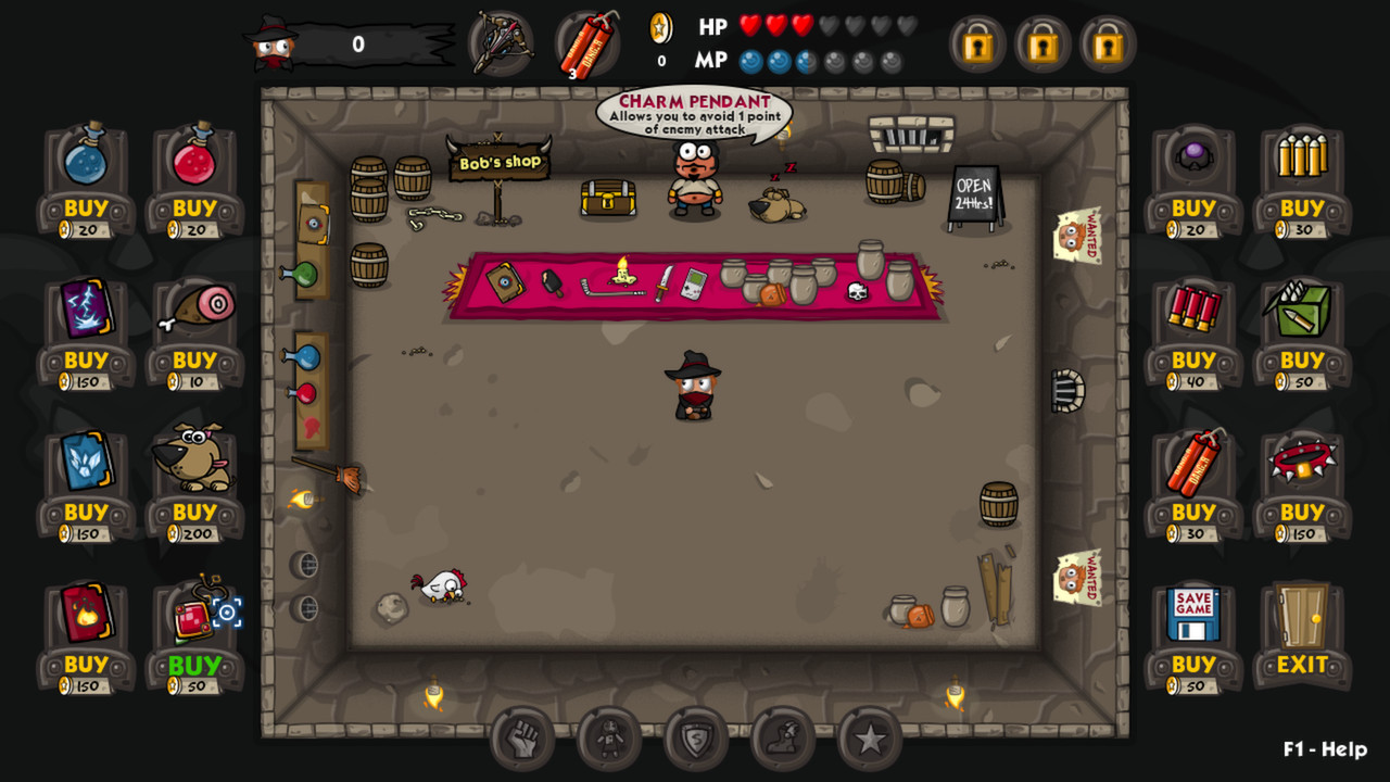Obludia screenshot
