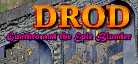 Free DROD: Gunthro and the Epic Blunder steam Key
