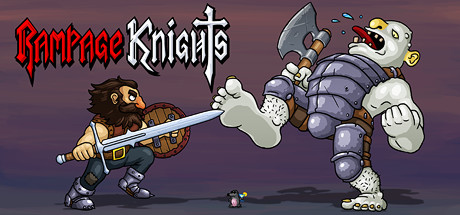 Rampage Knights Steam Game